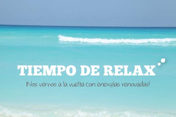 Tiempo de relax nos vamos de vacaciones bloom marketing - Paginas para alquilar apartamentos vacaciones ...