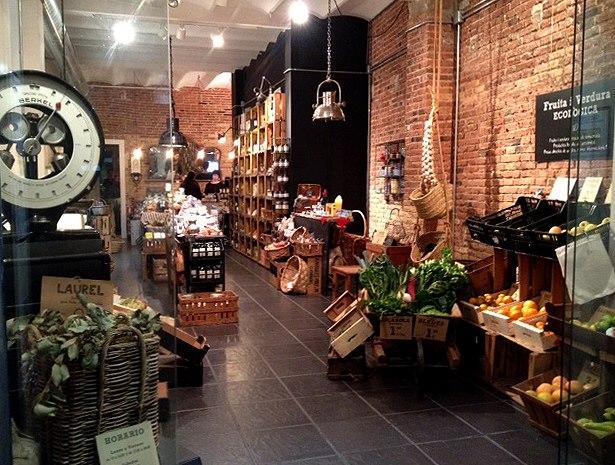 Dónde comprar comida ecológica en Barcelona- Bloom Marketing
