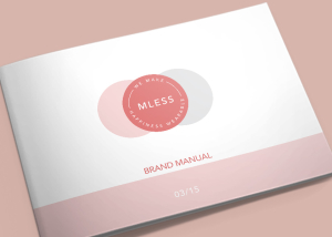 MLess Brand Manual Bloom Marketing