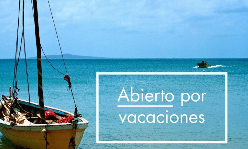Bloom vacaciones